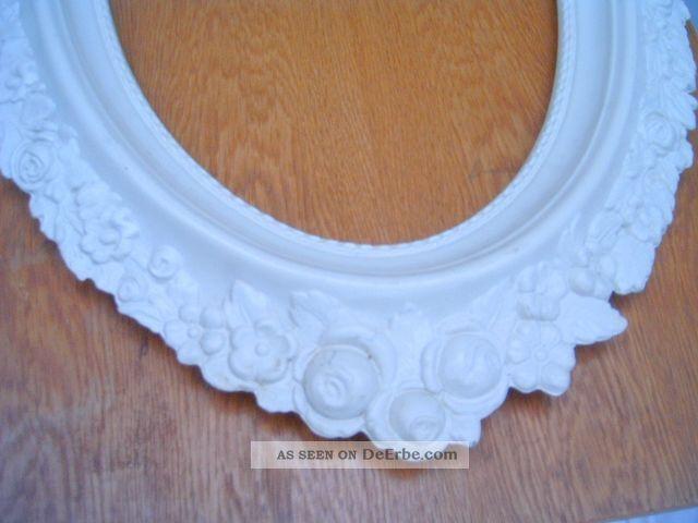 ovaler rahmen f r spiegel oder bild aus 1988. Black Bedroom Furniture Sets. Home Design Ideas