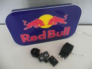 Tischlampe - Leuchtreklame - Logo Light Box - Red Bull - Dekoration - Bild
