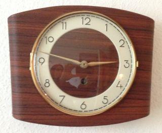 50er Jahre Uhrengehäuse Bild