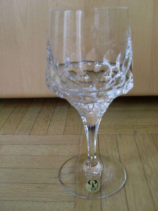 Peill Serie Minerva,  Bleikristall,  6 Weingläser Bild