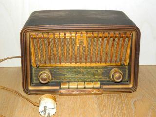 Philips Röhrenradio / Radio 50er Jahre - 60er Jahre Bild