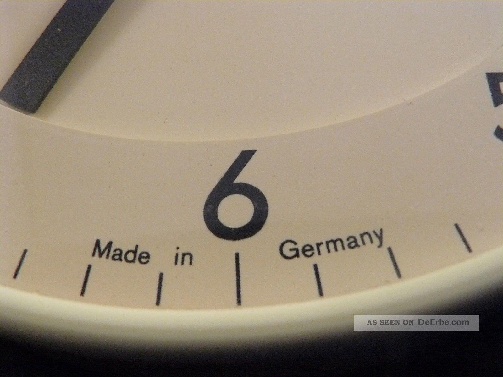 Braun Uhr 4781 Abk31 Wanduhr Designklassiker Ter Rams Lubs Top Rare