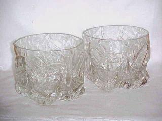 Paar Glasschalen Serie Alaska Peill & Putzler Bild