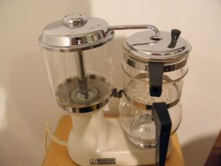 Vintage Retro Filter - Kaffemaschine Privat Procope Wigomat Bild