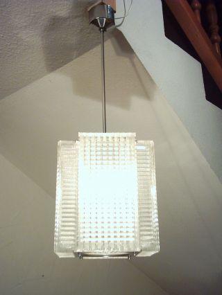 Klassische Art Deco Deckenlampe Bauhaus Skyscraper Lampe Loft Bild