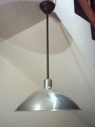 Klassische Art Deco Bauhaus Industrielampe,  Fabriklampe,  Lampe Loft Bild