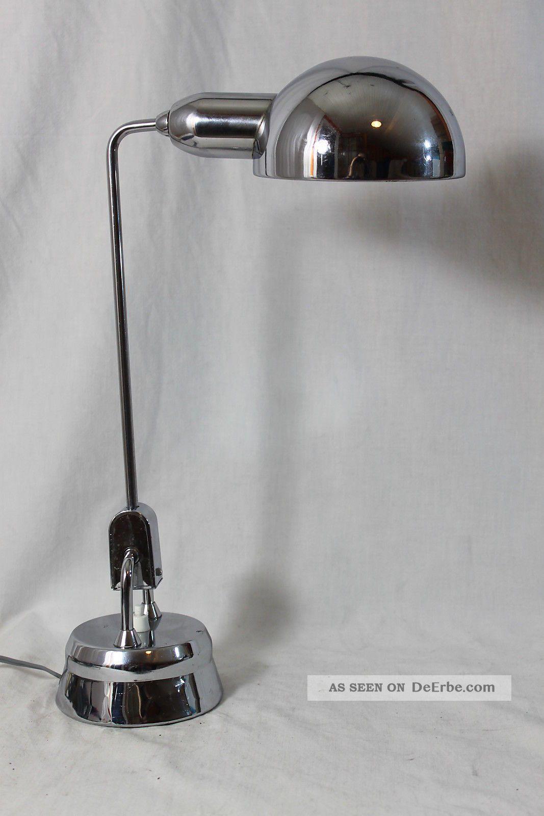 Charlotte perriand tischlampe art deco bauhaus lampe jumo - Lampe charlotte perriand ...