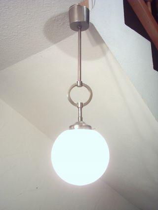 Klassische Art Deco Deckenlampe Bauhaus Kugellampe Lampe Loft Bild