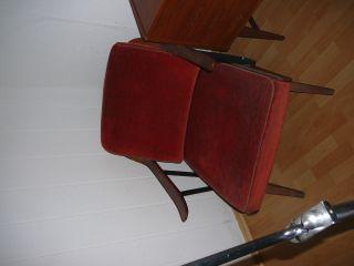 50er Sessel Midcentury 50s Vintage Easy Chair Danish Design Finn Juhl ära 60s Bild