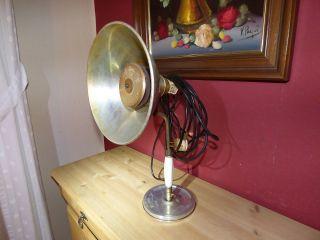 Bela Heimstrahler Von Infralux D.  R.  G.  M.  Verstellbar Arztlampe Lampe Bild