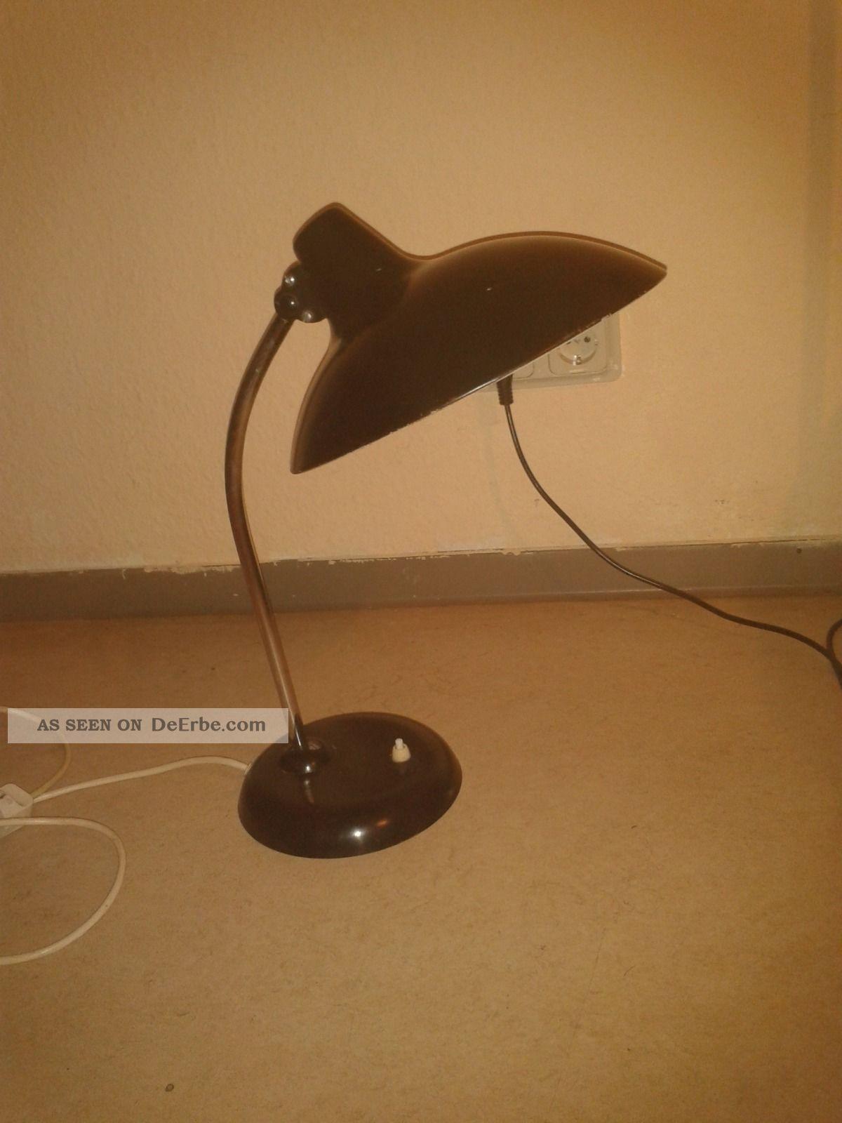 kaiser lampe 6786 114 aus dem 50er bis 60er jahren. Black Bedroom Furniture Sets. Home Design Ideas