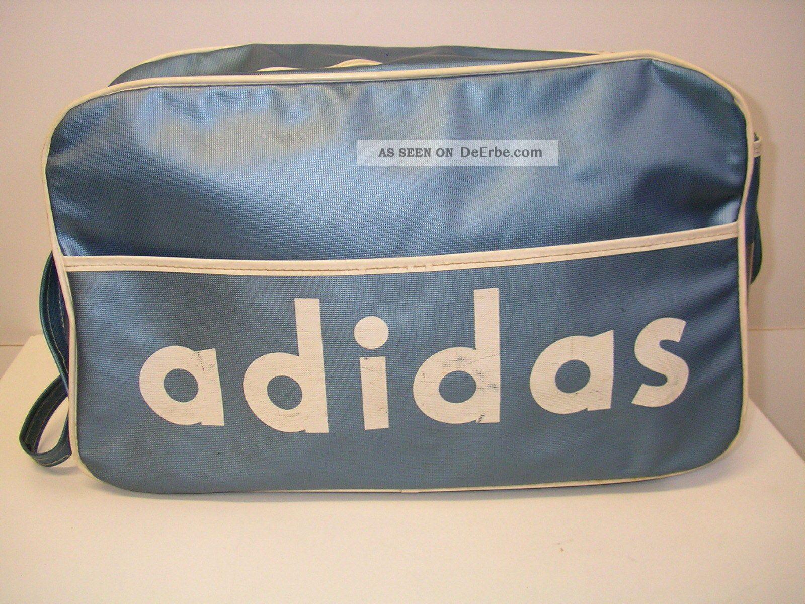 a1efae5ef759a Adidas Orig. Sporttasche Vintage Retro 60 - Er