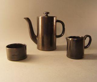 Hedwig Bollhagen,  Kaffeekanne,  Milch&zucker Für 1 Person Bild