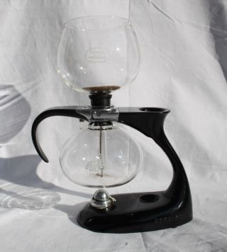 Cona Coffee Maker - Model Rex - Hellem Sintrax Wagenfeld Bild