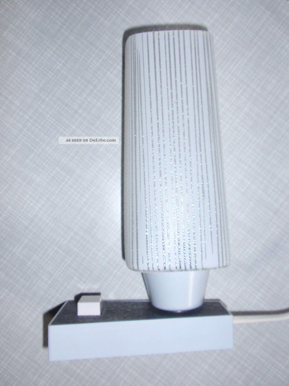 tischlampe nachttischlampe schreibtischlampe lampe 50er. Black Bedroom Furniture Sets. Home Design Ideas