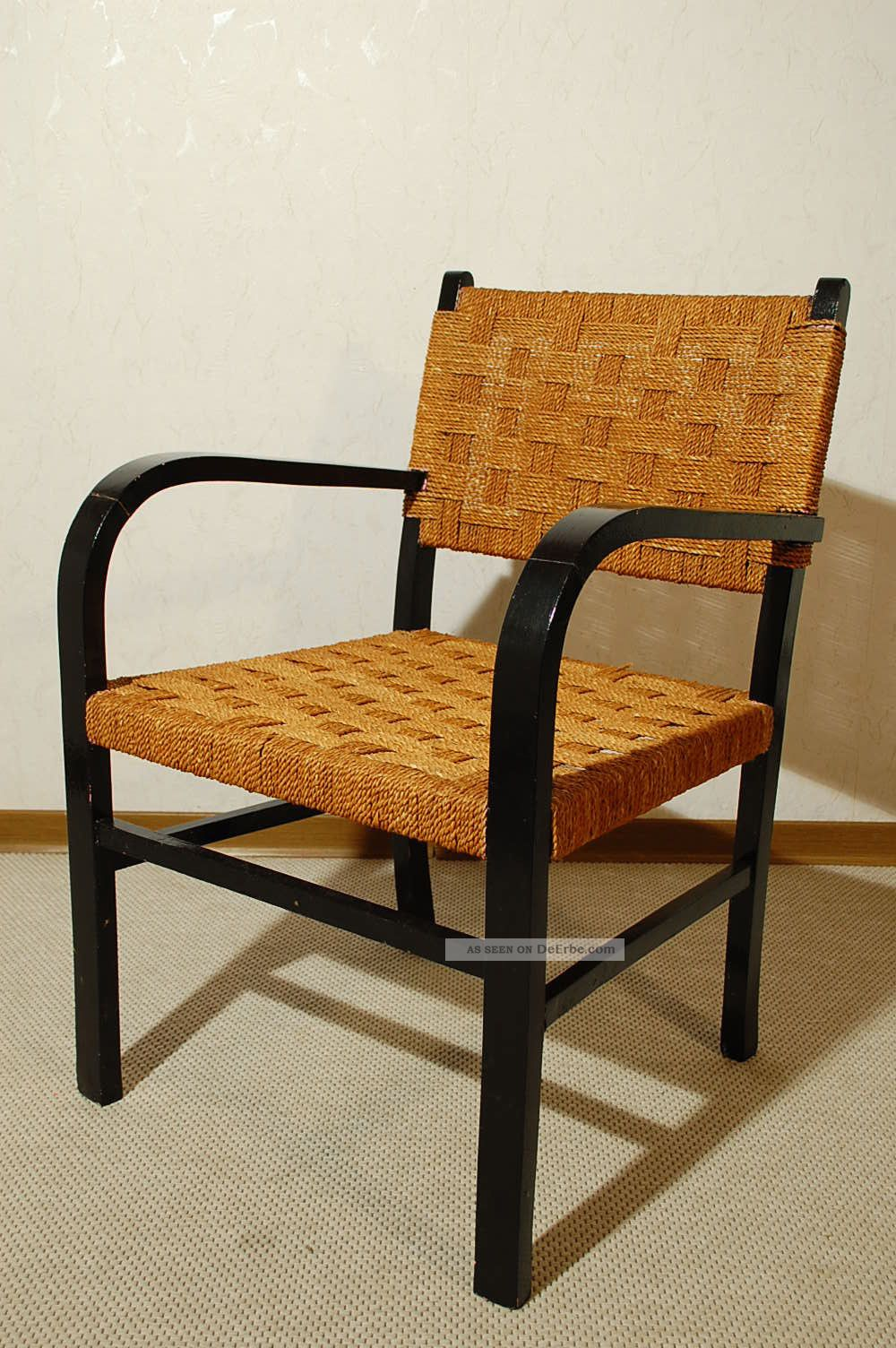20er jahre art deco sessel dieckmann ra chair bauhaus stuhl for Stuhl design bauhaus