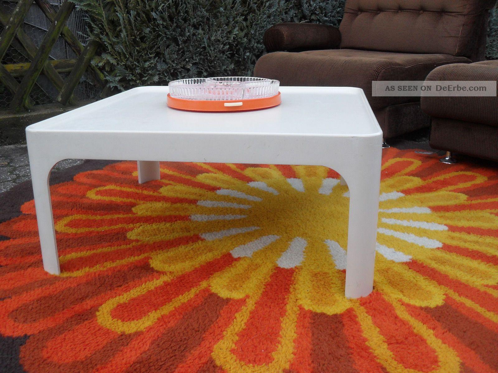 Kult 70er Jahre Lounge Tisch Colani Couchtisch Panton
