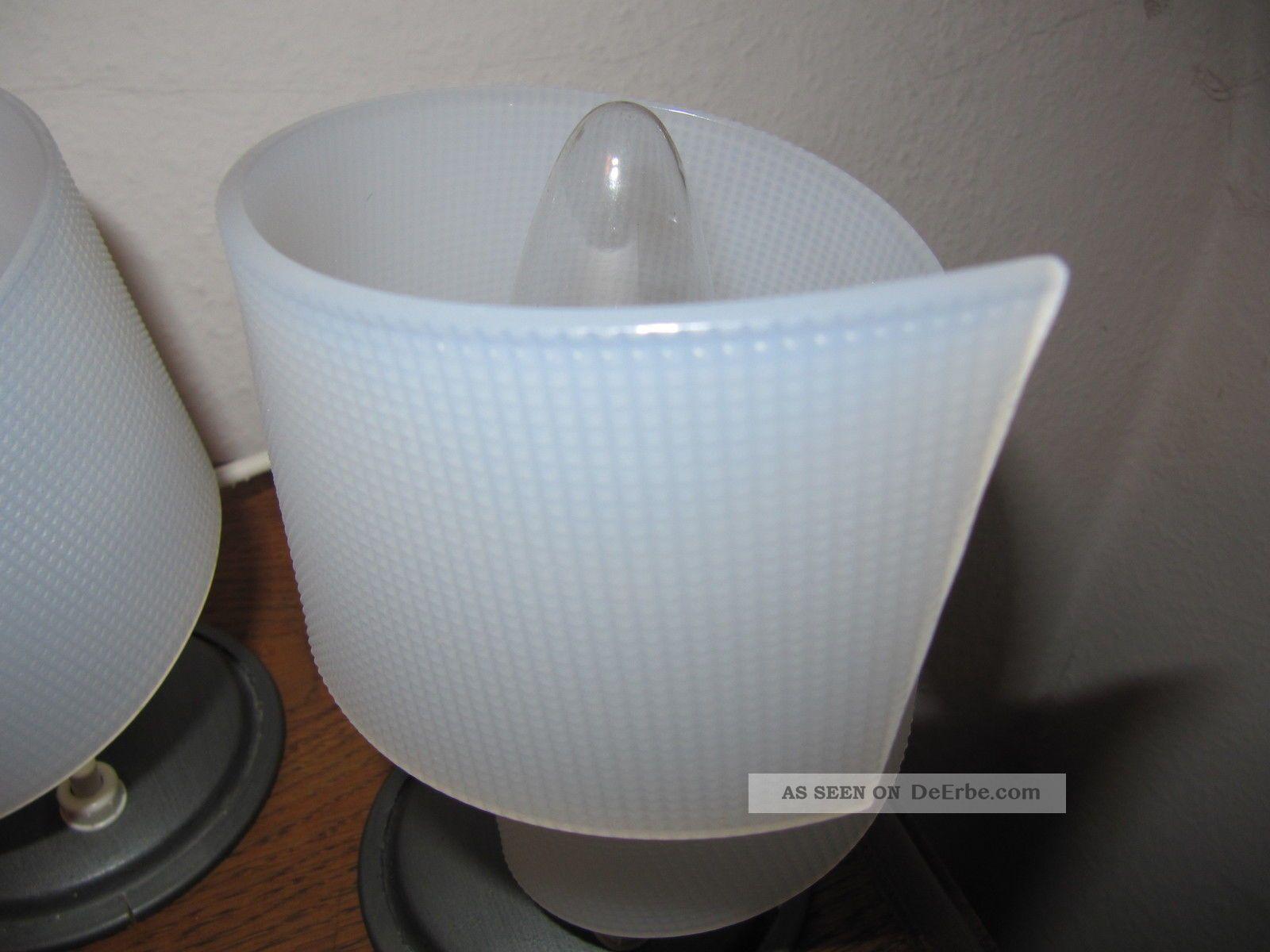 Nachttischlampen Orig Fifties Lampe Plexiglas 50er 19501959 Bild 5