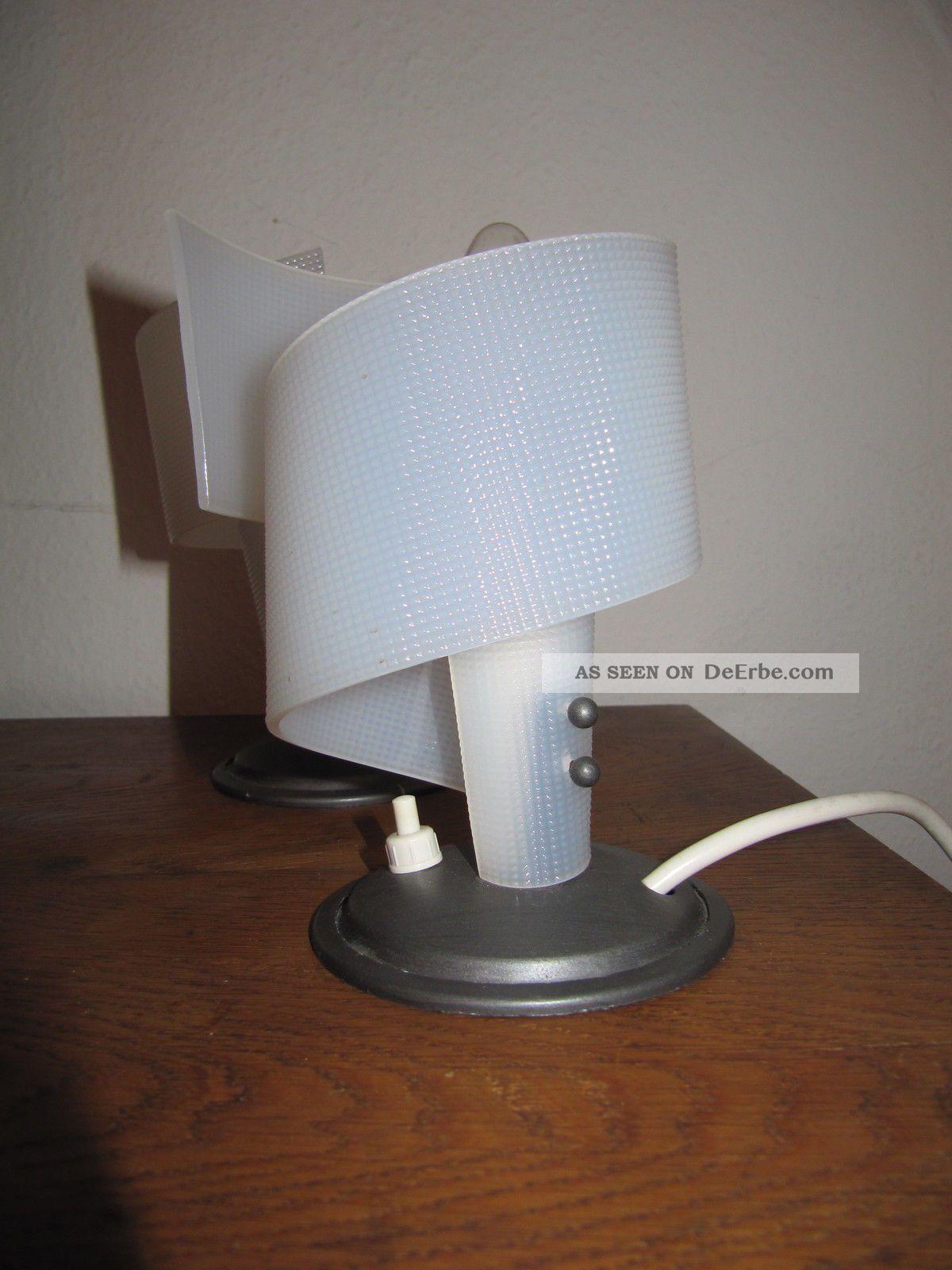Nachttischlampen Orig Fifties Lampe Plexiglas 50er 19501959 Bild 8