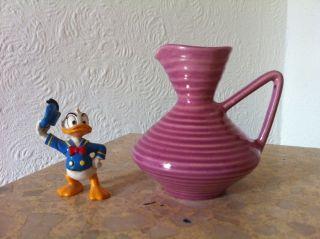 50 ' S Wgp West German Pottery 50er Jahre Ü - Keramik Vase 468 - 9r (165) Bild