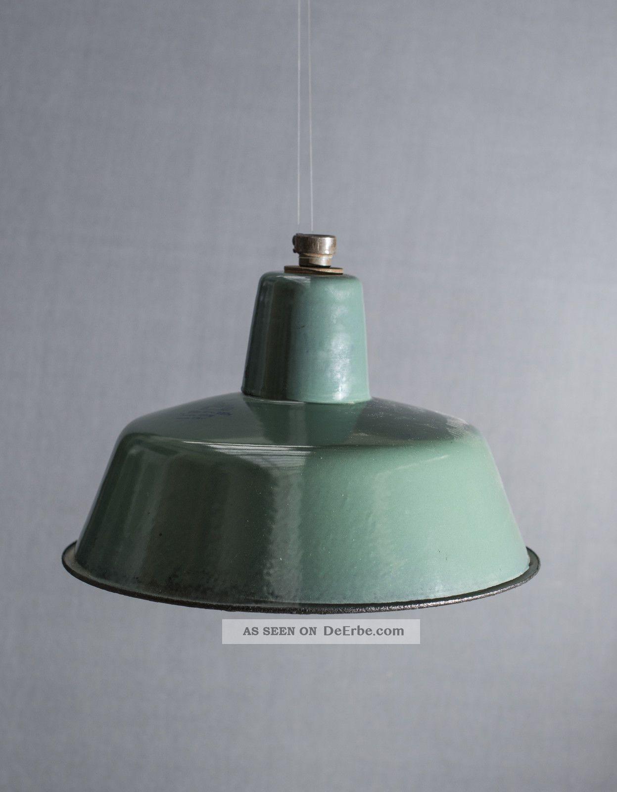 vintage emaille fabrik lampe loft bauhaus top. Black Bedroom Furniture Sets. Home Design Ideas