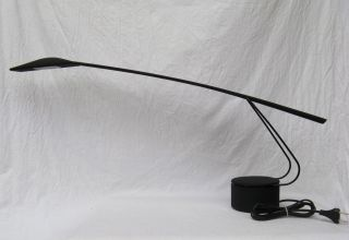 "70er - 80er Designer - Lampe Tablelamp Luce ""dove"" Design Barbaglia / Colombo Top Bild"