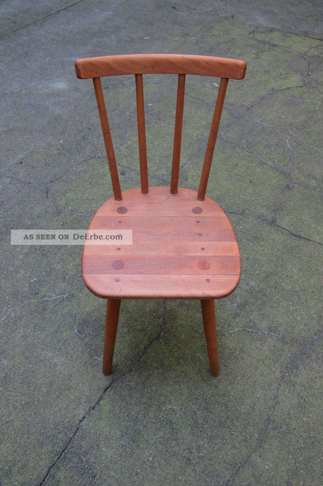 T binger stuhl adolf schneck bauhaus for Stuhl design epochen
