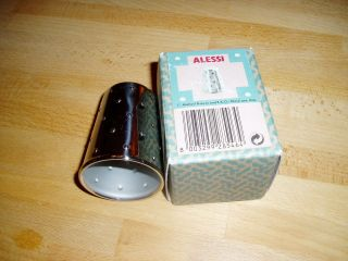 Alessi Bottle Cap With Dotted Pattern Design Michael Graves Neu&ovp Bild