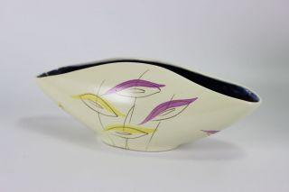 Vintage Mid Century Dom - Keramik Schale Staffel Ceramics 50s 60s Bild
