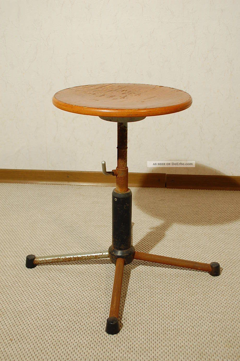 hocker wilde spieth 50er jahre design egon eiermann chair stuhl teak. Black Bedroom Furniture Sets. Home Design Ideas