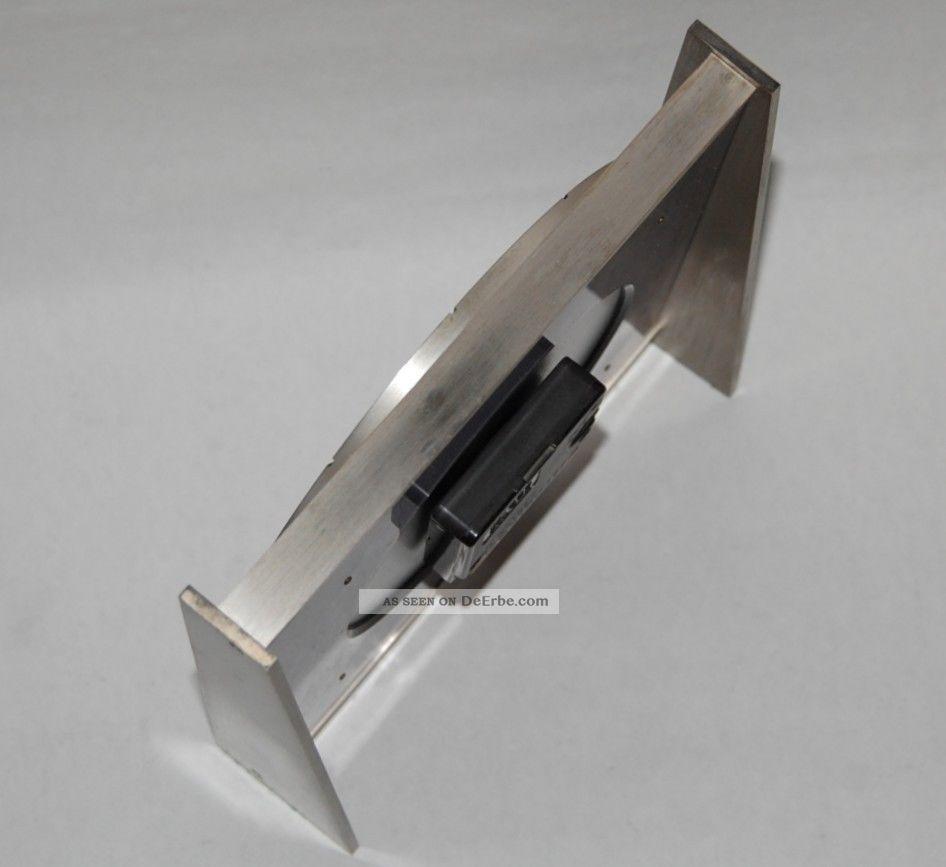 tischuhr sideboard uhr kienzle automatic made in germany 70er jahre design. Black Bedroom Furniture Sets. Home Design Ideas