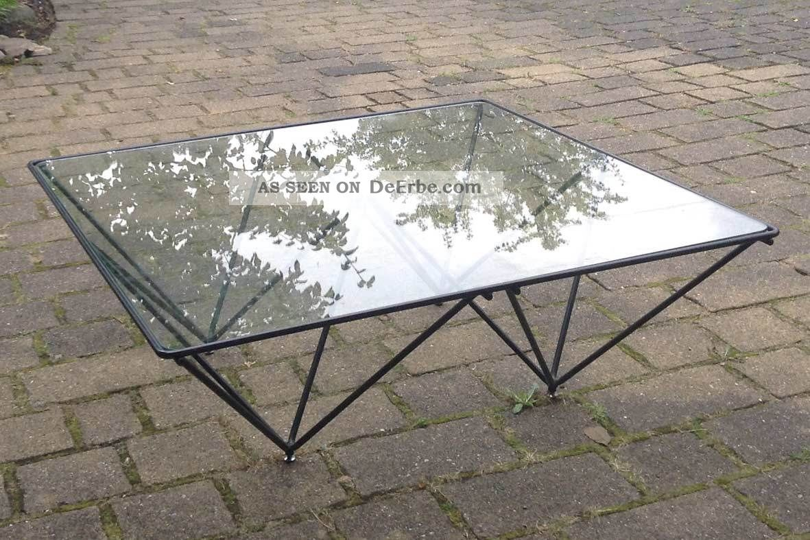 Des paolo piva modell alanda kaffee tisch coffee table v for Tisch design metall