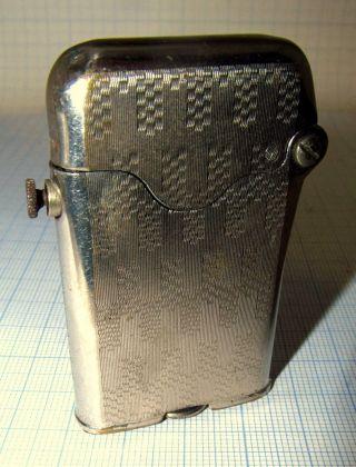 Thorens 81816 Schweiz 1930 Benzinfeuerzeug 5,  9 Cm X 4,  2 Cm X 1,  1 Cm.  Noch Gut Bild