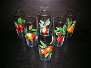 Trinkgläser Glas Saft Limo Longdrink
