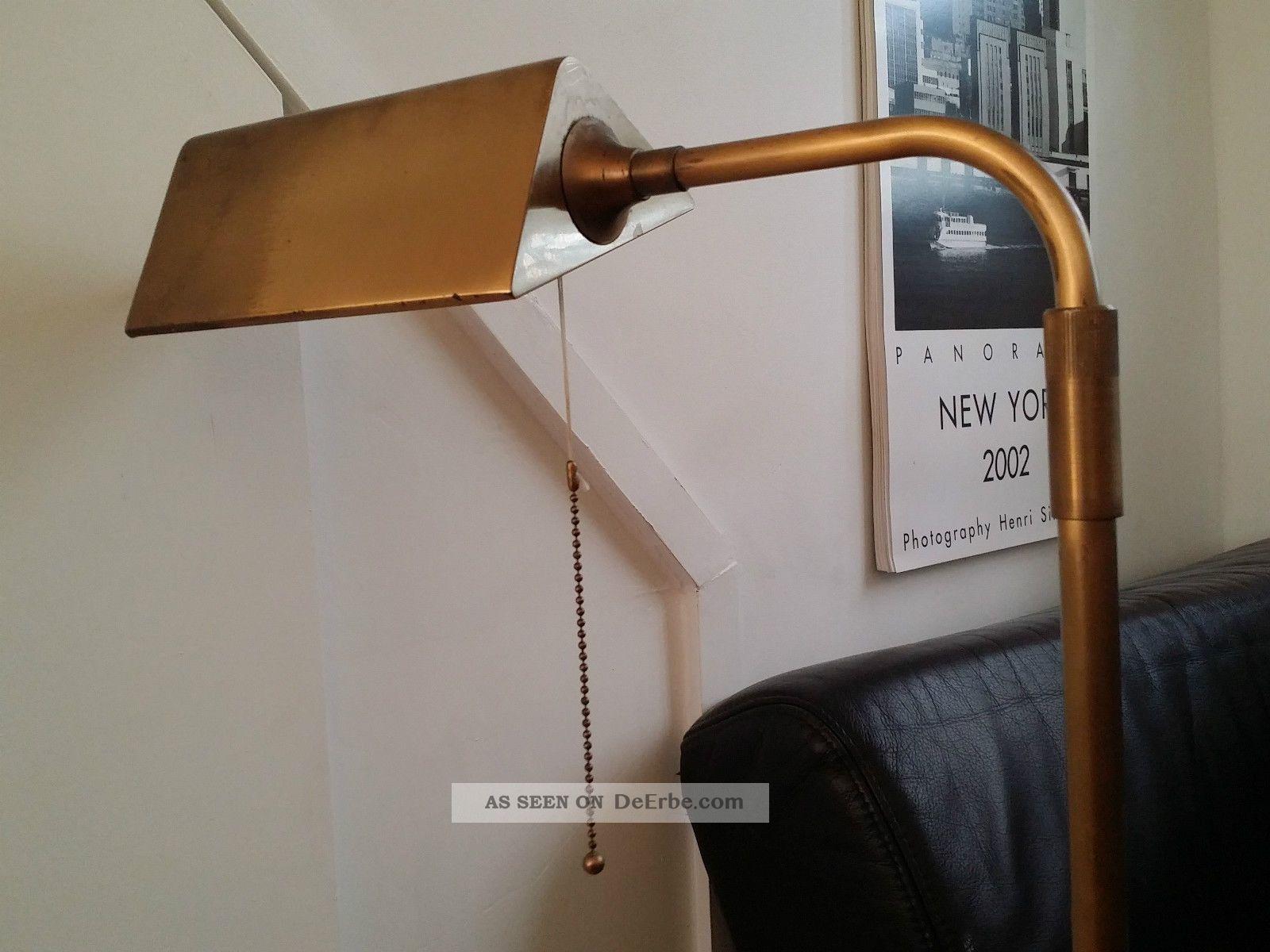 Bauhaus 1970er Jahre Stehlampe Stehleuchte Lampe Form Leuchte