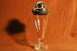 Alessi - Campari Shaker,  Design Mattheo Thun,  80er Designklassiker,  Glas,  Edelstahl Bild