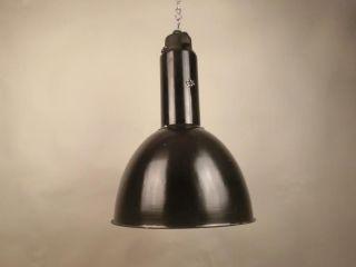 Industrielampe,  Fabriklampe,  Emaillelampe,  Industrielampen,  Enamel Shades Light Bild