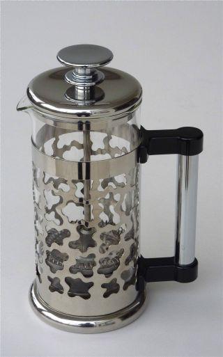 Bodum_kaffeebereiter_espresso_tee_design George Sowden_80er Jahre_alessi_ Bild