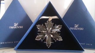 Swarovski 2014 Christmas Ornament
