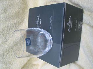Rosenthal Classic Belcanto Kristallglas Kleine Bechergläser Wassergläser 4 S Bild