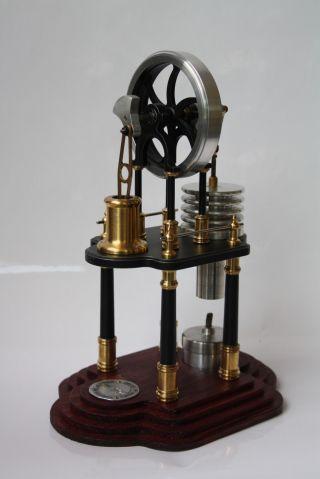 Heißluftmotor Ur Stirling Motor Hot Air Engine Schmuckstück Keine Dampfmaschine Bild