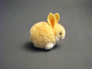 Steiff Woll Hase,  Woolen Rabbit 7134/04 Ohne Id ' S Bild