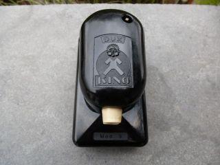 Dux Kino Modell 3,  Bakelit,  Zusätzlich 11 Filmstreifen,  Gut,  Um 1937 Bild
