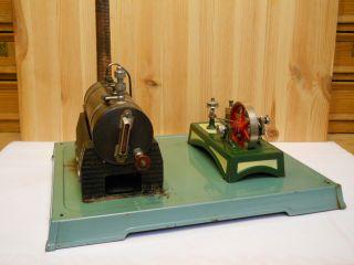 - 06 - Fleischmann Dampfmaschine Nr.  122/4 Bild