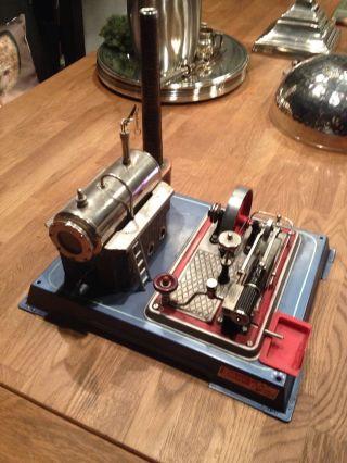 Wilesco Dampfmaschine Bild