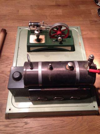 Fleischmann Dampfmaschine Bild