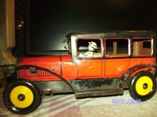 Modellauto Sedan Ca.  1925 Bild