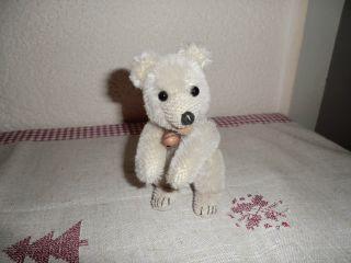 Kleines Teddy Baby,  Hersteller Nicht Bekannt,  Als Parfümflakon,  Ca.  60er Jahre Bild