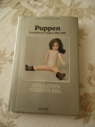Jürgen & Marianne Cieslik - Puppen - Europäische Puppen 1800 - 1930 Bild