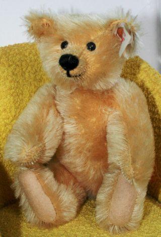 Steiff - Event - Teddybär Blond - Club Edition 2001 - Mit Allen Id´s Bild